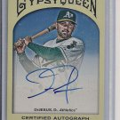 DAVID DEJESUS 2011 TOPPS GYPSY QUEEN AUTO