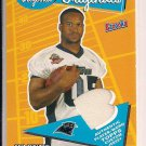 ERIC SHELTON PANTHERS 2005 TOPPS BAZOOKA ORIGINALS JERSEY