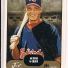 YADIER MOLINA CARDINALS 2002 JUST MINORS ROOKIE CARD