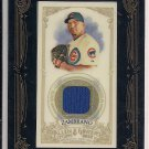 CARLOS ZAMBRANO CUBS 2012 ALLEN & GINTER'S JERSEY CARD