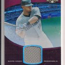 VERNON WELLS JAYS 2011 TRIPLE THREADS JERSEY #'D 06/36!