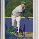 TOM STUIFBERGEN TWINS 2010 TOPPS PRO DEBUT AUTO CARD