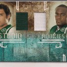 SANCHEZ/GREENE JESTS 2009 R&S STUDIO ROOKIES DUAL JSY