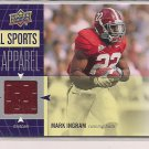 MARK INGRAM 2011 UD ALL SPORTS APPAREL JERSEY