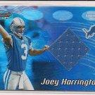 JOEY HARRINGTON LIONS 2002 BOWMANS BEST JERSEY
