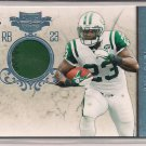 SHONN GREENE 2011 PLATES & PATCHES PRIME JERSEY #'D 21/25!