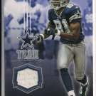 TERRELL OWENS 2008 UD TEAM COLORS JERSEY CARD