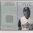 YUNG CHI CHEN 2007 TRISTAR ELGANCE JERSEY CARD