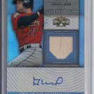 JOSE ALTUVE ASTROS 2012 TRIPLE THREADS AUTO BAT #'D 82/99!