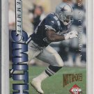 EMMITT SMITH COWBOYS 1995 COLLECTORS EDGE 22K NITRO CARD