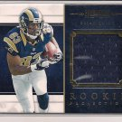 BRIAN QUICK RAMS 2012 PROMINENCE ROOKIE PROJECTION JERSEY