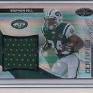 STEPHEN HILL JETS 2012 CERTIFIED SKILLS JERSEY