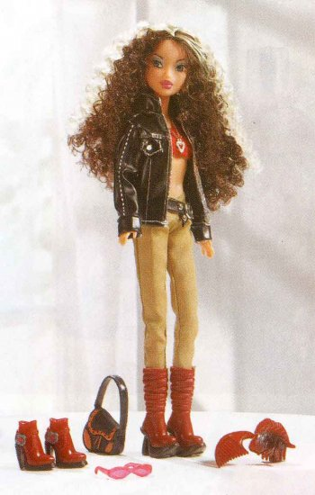 Rocker Fashion Doll
