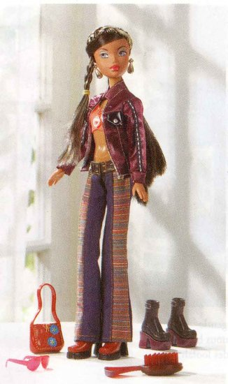 Urban Fashion Doll