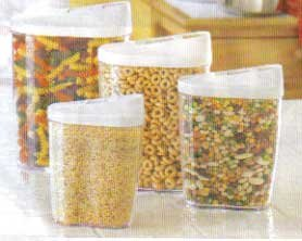 Pourable Storage Set