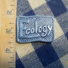 Mosaic Tiles ~TWILIGHT BLUE EGOLOGY ~ 1  HM Clay Kiln
