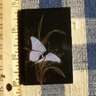 Mosaic Tiles *~22k GOLD BUTTERFLY on Black*~ 1 HM