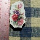 Mosaic Tiles *~ROSE GARDEN BOUQUET*~1 Rnd HM Kiln Fired