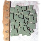 *~SEA FOAM GREEN FILLERS*~  50+ HC Mosaic Tiles