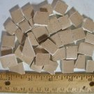 Handpainted*~MOCHA SPICE FILLERS~*50 Mosaic Tiles