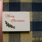 Mosaic Tiles *~MERRY CHRISTMAS PLUS*~1 LG. HM Focal