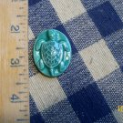 Mosaic Tiles ~AZTEC JADE TURTLE~ 1  HM Clay Kiln