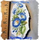 Mosaic Tiles *~MORNING GLORY*~1 LG. HM Kiln Fired