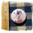 ~*GIRLS & BUTTERFLIES*~ 1 Mosaic Tile -Pendant -Magnet