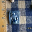 Mosaic Tiles ~TOWEL WRAPPED LADY ~ 1  HM Clay Kiln