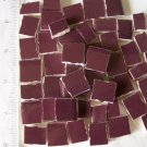 ~Unusual~ *~WINE COLORED  FILLERS~*  50+ Mosaic Tiles