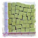 Luscious LIME~* 50+ Filler Mosaic Tiles
