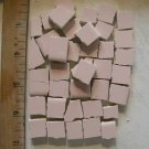 ~Pretty~*~PASTEL PINK FILLERS~* 50+  Mosaic Tiles