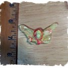Mosaic Tiles ~*BUTTERFLY LADY*~1 Fun HM Clay Kiln Fired