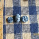 ~*SPIRIT FACE & BEADS~~- 3 HM TWILIGHT JEWELRY PIECES