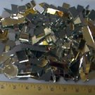 Mosaic Tiles ~Odds & Ends MIRROR~ 1 Lb. of Tiles