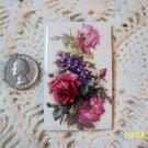 Mosaic Tiles  *~BEAUTIFUL ROSE BOUQUET~* 1 LG HM CTR