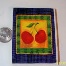 Mosaic Tiles  *~LARGE CHERRY FOCAL~* 1 LG HM Fired