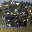 Mosaic Tiles ~IRREGULAR SHAPES~ 1 Lb. of  MIRROR Tiles