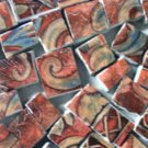 Mosaic Tiles ~*PATTERNED INDIAN BLANKET *~ 50 + Tiles