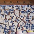 ~*MUST HAVE ~BLUE & WHITES~*  50+  Mosaic Tiles
