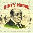 Dinty Moore Digital Vintage Cigar Art Ephemera Scrapbooking Altered Art