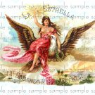 La Estrella Vintage Digital Cigar Box Art Ephemera Scrapbooking Altered Art Decoupage