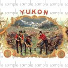 Yukon Vintage Digital Cigar Box Art Ephemera Scrapbooking Altered Art Decoupage