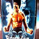 Bruce Lee Kung Fu Dragon Roar Metal Refillable Lighter