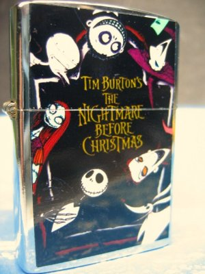 Nightmare Before Christmas & Friends Refillable Lighter