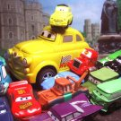 15 Disney Pixar The Cars McQueen,Sally,Luigi, Mater, Ramone,Sheriff  Figure Ref#Y001