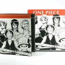 Japan Anime One Piece Luffy Chopper Wallet & Wrist Band Set Ref#OP001