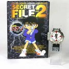 Japan Anime Detective Conan Shinichi LED Aim Watch wBox  Ref#002
