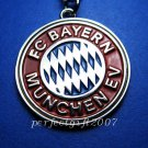 Bayern Munich Football FC Club Sports Colorful Necklace Pendant Free Chain