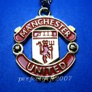 Manchester United Football FC Club Sports Colorful Necklace Pendant Free Chain